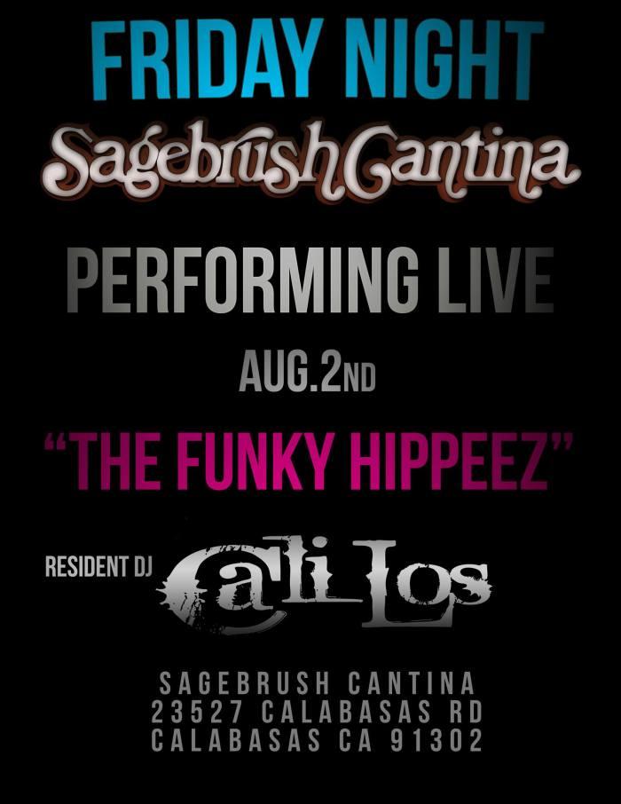 Sagebrush Cantina Friday Nights!